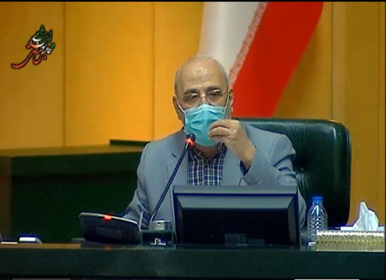 تذکر شفاهی / حاجی:  رئیس جمهور، حاضر به ابلاغ قانون تامین کالاهای اساسی نشد