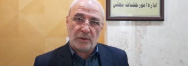 آقای حاجی از نتایج دیشب کمیسیون تلفیق بودجه سال ۱۴۰۰ میگوید