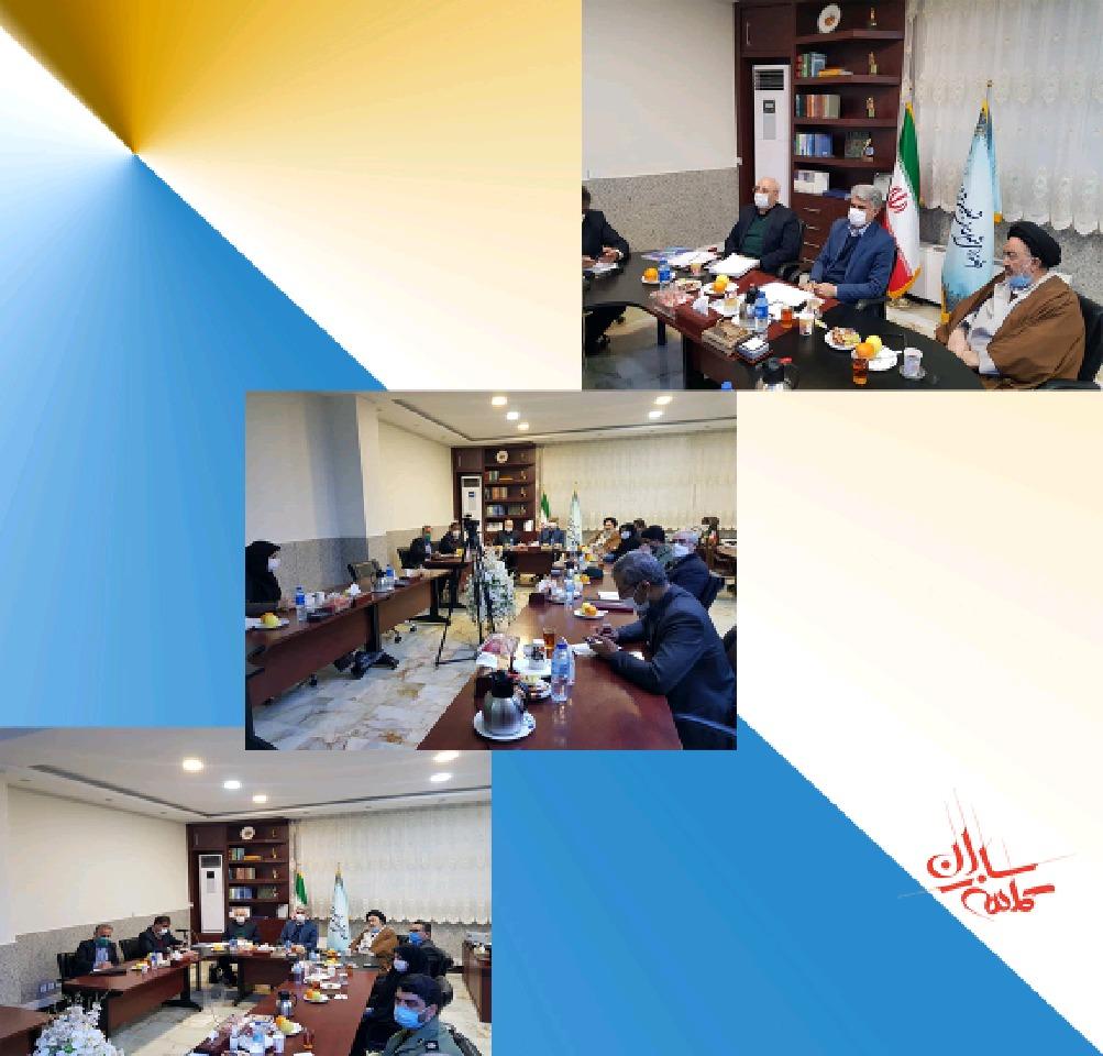 جلسه شورای اداری شهرستان شاهین شهر و میمه با حضور آقای حاجی برگزار شد