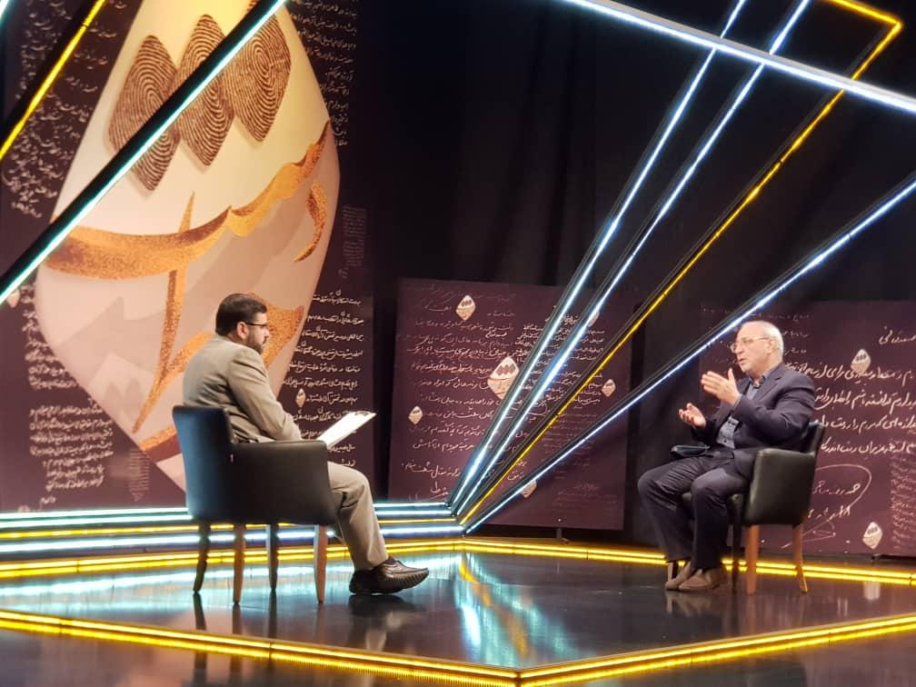 حسینعلی حاجی عضو هیئت رئیسه مجلس شورای اسلامی مهمان برنامه دستخط
