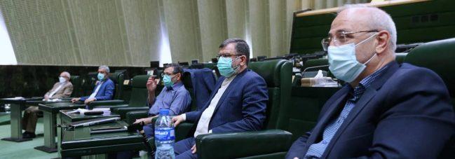 نشست اعضای فراکسیون انقلاب اسلامی مجلس شورای اسلامی