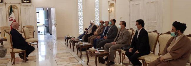 حضور اعضای کمیسیون صنایع و معادن مجلس شورای اسلامی در حوزه انتخابیه