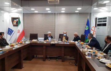 جلسه حسینعلی حاجی با سعید عمرانی معاون قضایی دادستان کل کشور